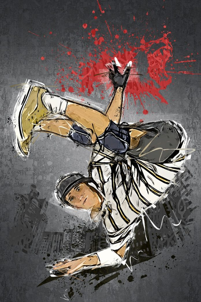 Man Boy Dancing Break Dance Dancer  - ArtTower / Pixabay